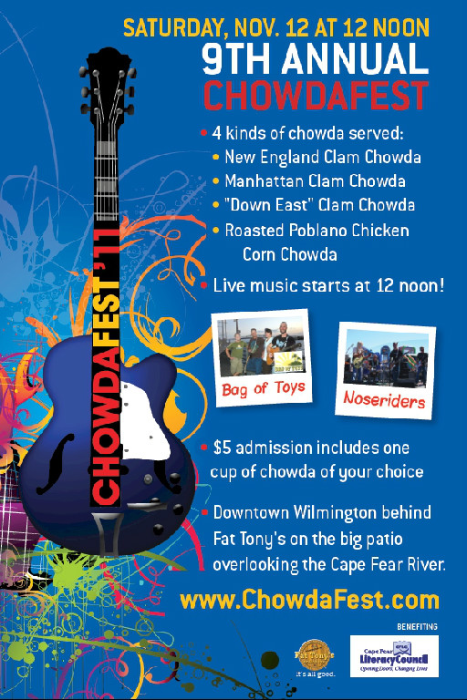 ChowdaFest - 9th Annual