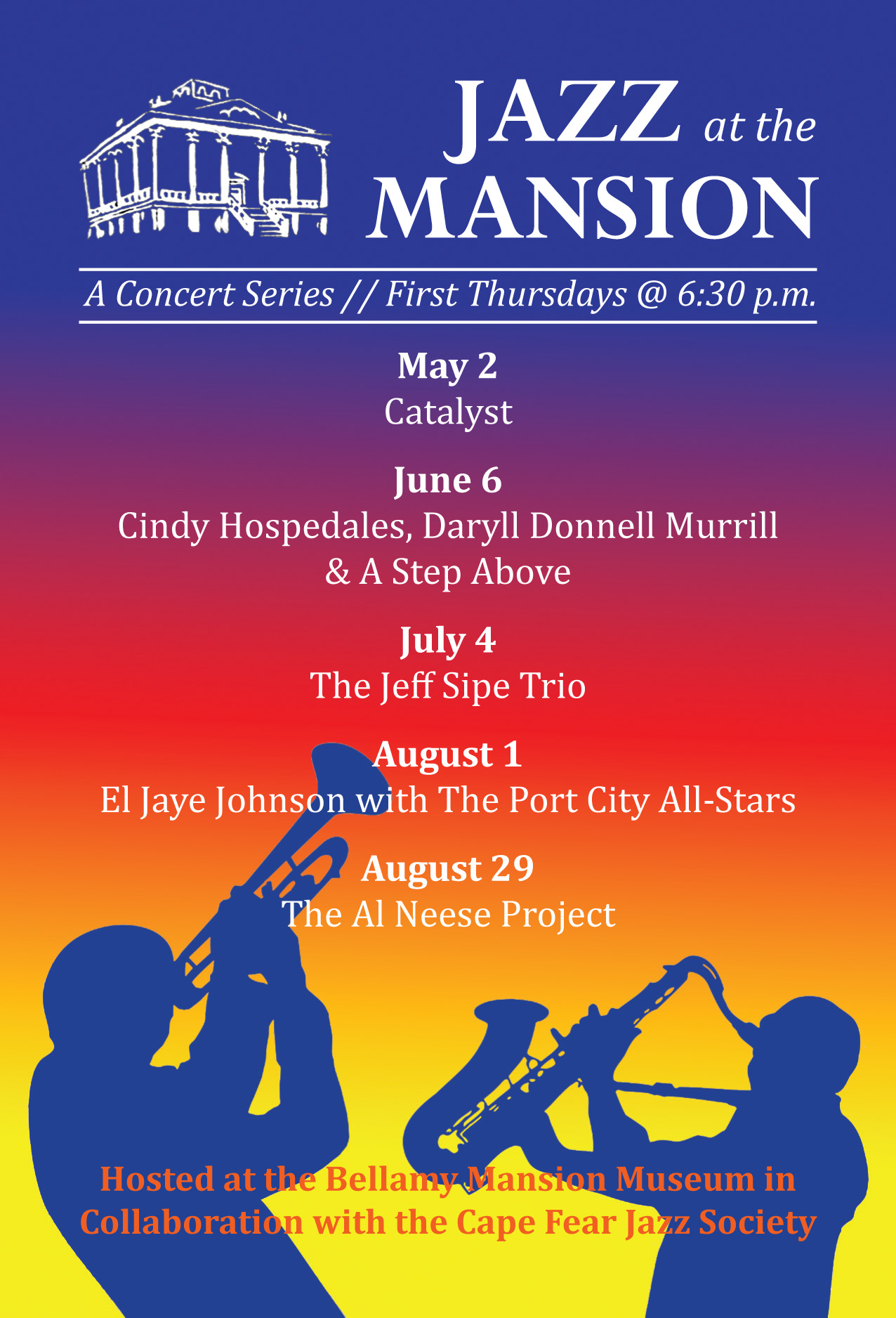 JAZZ AT THE MANSION