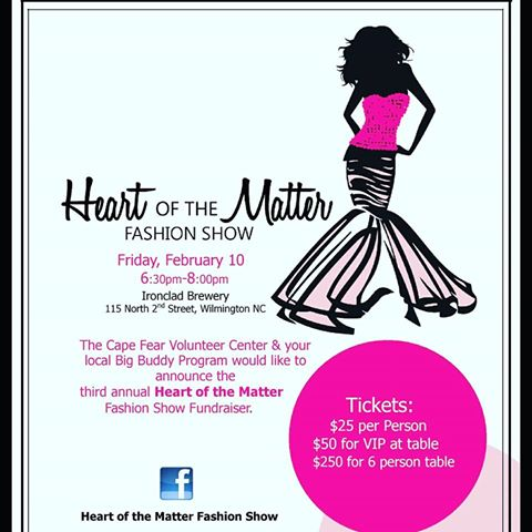 Heart of the Matter Fashion Show