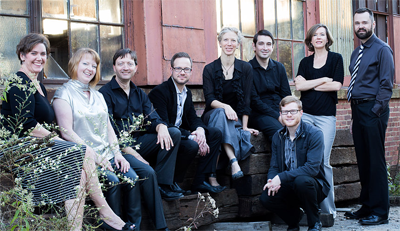St. Paul's Guest Artist Series Continues with the Atlantic Chamber Ensemble