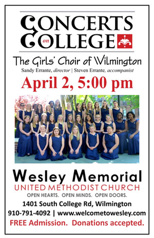 Girls' Choir of Wilmington: Mozart to Les Mis