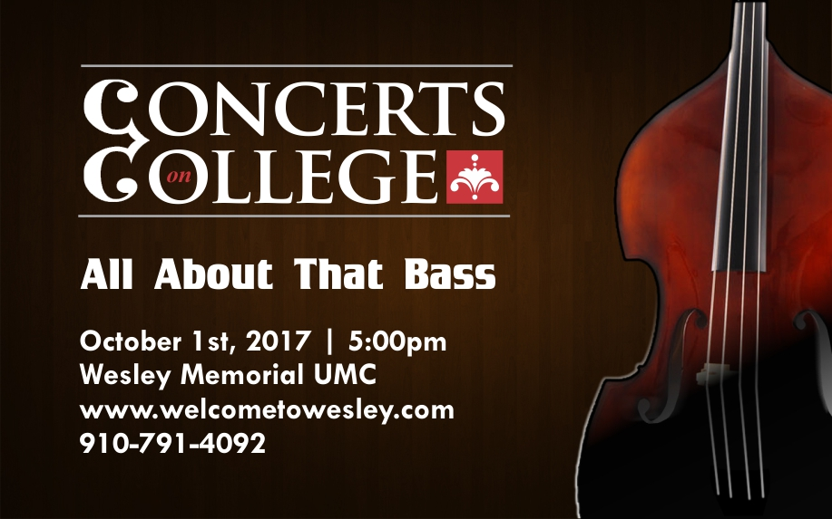 Concerts on College:  All About That Bass