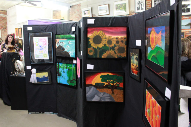 LANEY HIGH SCHOOL ART COMPETITION